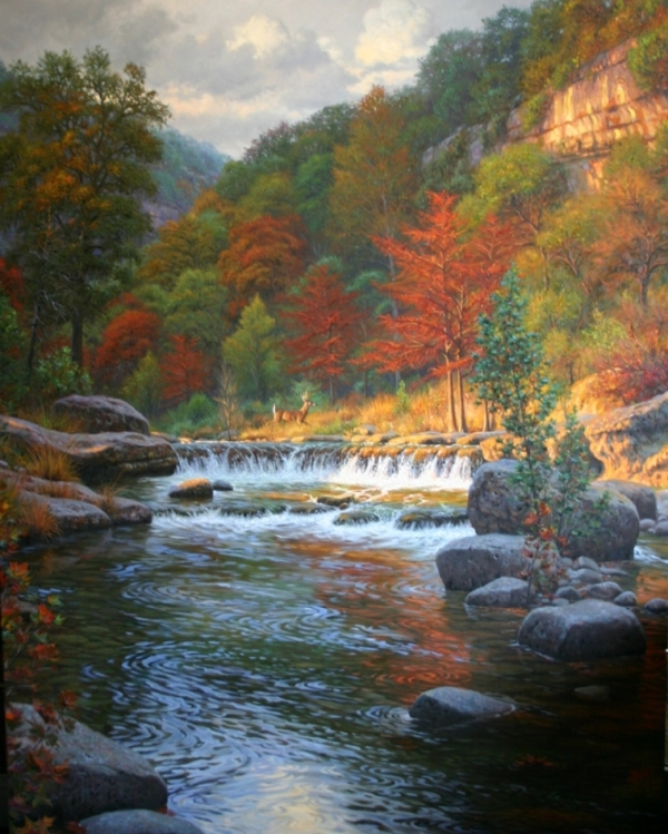 Autumn Serenity - Mark Keathley
