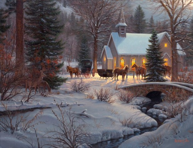 Evening Prayers - Mark Keathley