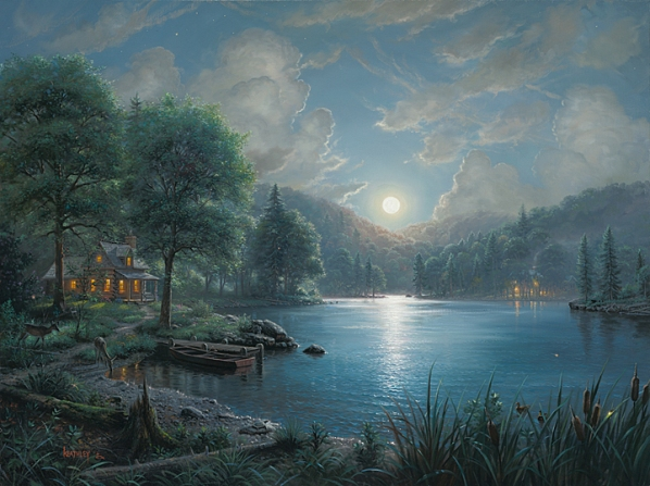 Moonlight Sonata - Mark Keathley
