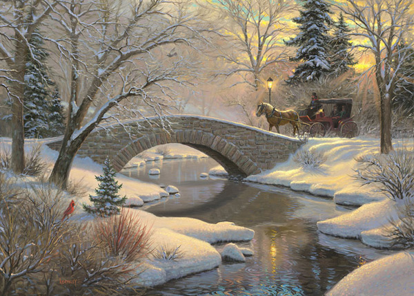 Evening Romance - Mark Keathley
