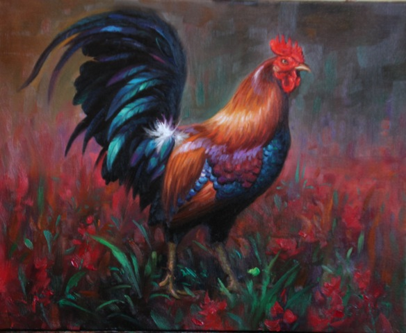 Mark Keathley's The Rooster
