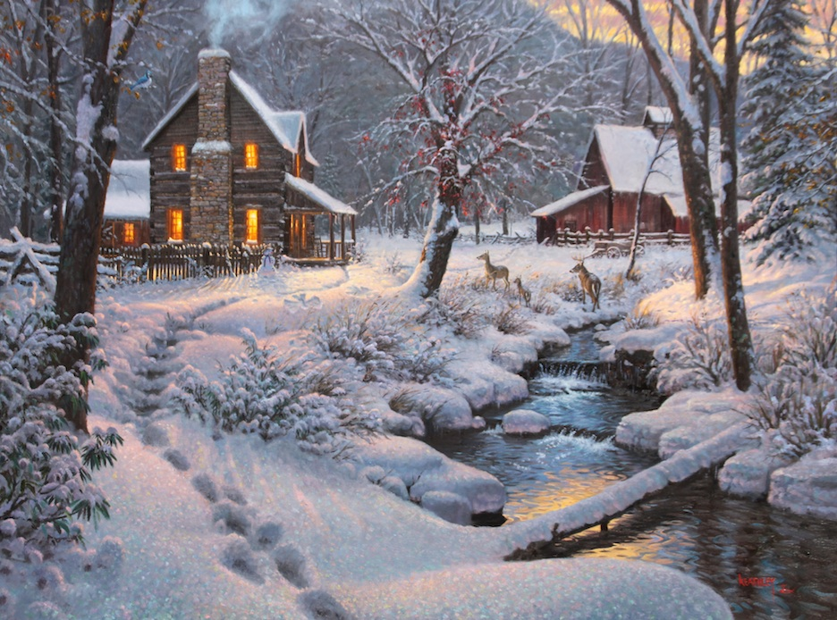 Warm & Cozy - Mark Keathley