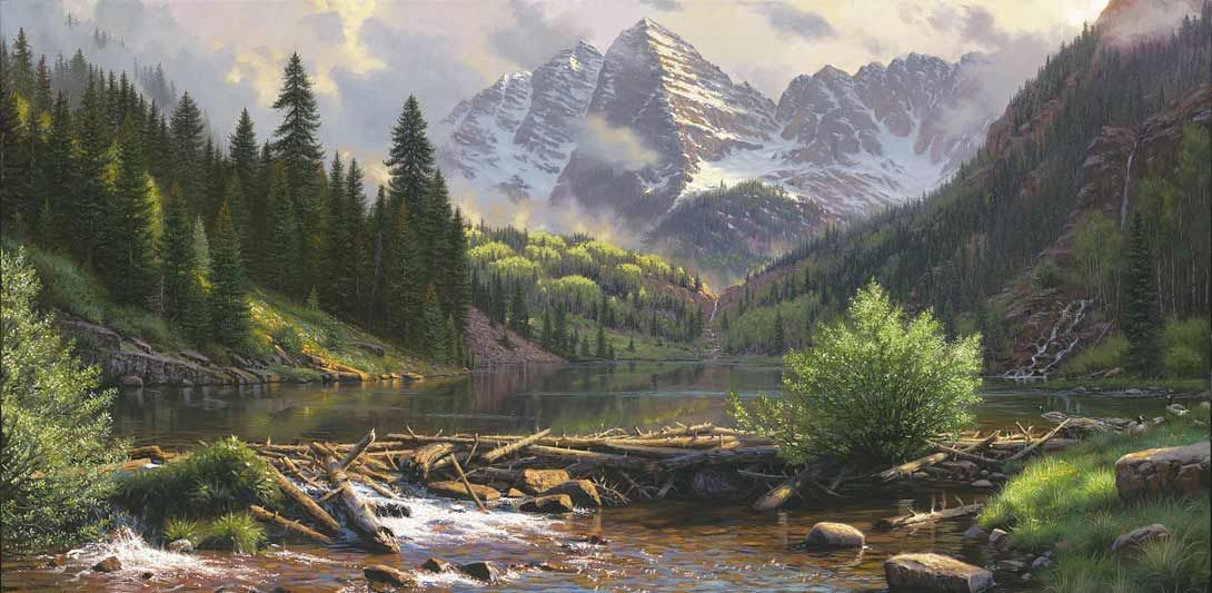 Rocky Mountain Grandeur